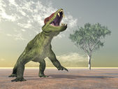Doliosauriscus — Stockfoto