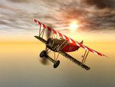 Niemieckiego myśliwca — Zdjęcie stockowe