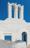Church from Sifnos island, Greece — Stock Photo