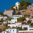 Village on the island of Hydra, Greece — Stock Photo