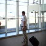 出発の待っています。 — ストック写真