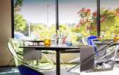 Zomer restaurant — Stockfoto