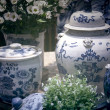 Stock Photo: China ceramic