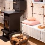 Old retro kitchen — Stock Photo #14483165