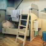 Teener room — Stock Photo