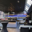 Interior of modern bar — Stockfoto #14484153