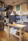 Country style kitchen — Foto de Stock