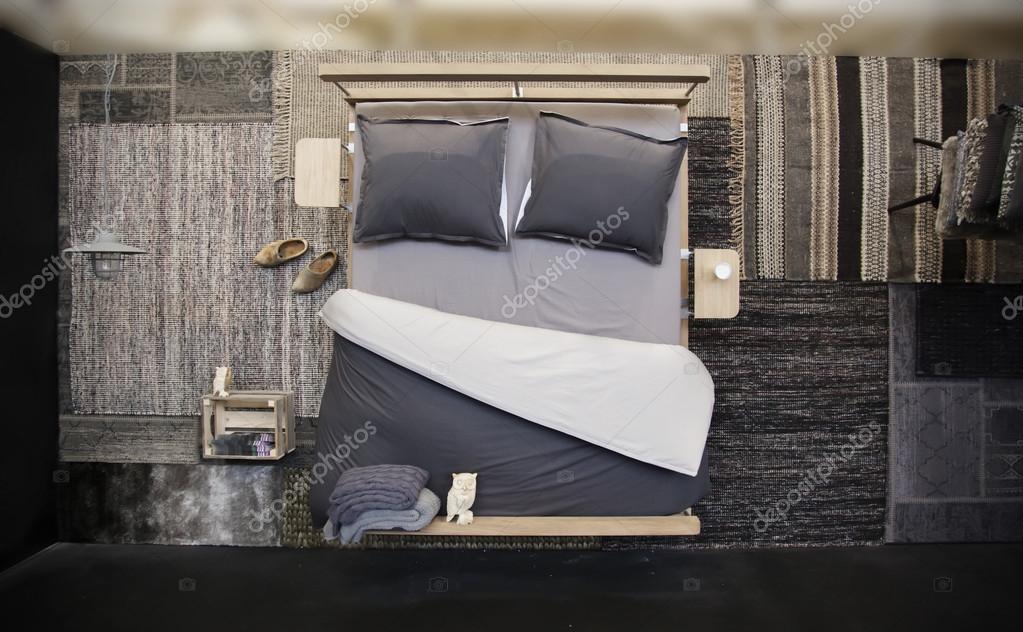 camera da letto dall 39 alto foto stock araraadt 14483405