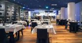 Restaurante moderno — Foto Stock