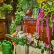 Flower shop — Stock Photo