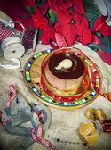 Winter tart — Foto de Stock
