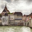 Basel panorama — Stock Photo #40896825