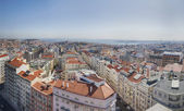 Lisbon's city panorama — Stock fotografie