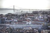Lisbon's panorama — Stok fotoğraf