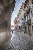 Calle de la ciudad de lisboa — Foto de Stock