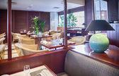 现代餐厅 — 图库照片
