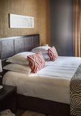 Inre av klassiska hotellrum — Stockfoto