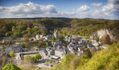 Town Durbuy in Belgian Ardennes — Stock Photo