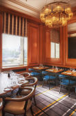Inredningen i restaurangen — Stockfoto