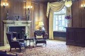Habitaciones classic hotel — Foto de Stock