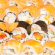 Stock Photo: Sushi, macro shot
