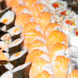 Sushi, macro shot — Stock Photo