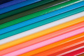 Coloured Pencil Background — Stock Photo