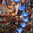 Colorful Traditional Turkish Lights — Stock Photo