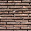 Brickwork of ancient stone wall of Coliseum in Rome, Italy — Stock Photo #47818449