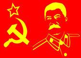 Stalin — Stock Vector