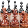 Game chess — Stock Photo