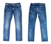 Pantalones vaqueros — Foto de Stock