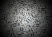 Background with money — Stock Photo