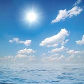 Céu — Foto Stock