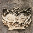 Coat of arms Viterbo (Lazio, Italy) - Stock Photo
