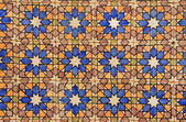 Azulejo (ceramic tile) — Stock Photo