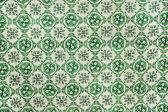 Azulejo (ceramic tile) — Stock Photo