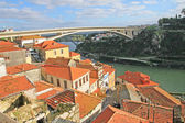 Porto (Oporto). Ancient town in Portugal. — Stock Photo
