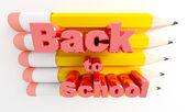 Pencils and Back to school. — Φωτογραφία Αρχείου
