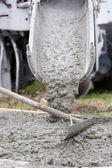 Cement Work — Stock Photo