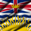 British Columbia — Stock Photo