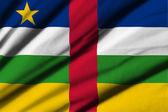 Orta afrika cumhuriyeti — Stok fotoğraf