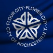 Flag of Rochester — Stock Photo #24882203