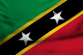 St. Kitts and Nevis — Stock Photo