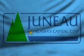 Bandiera di juneau — Foto Stock