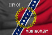 Bandera de montgomery — Foto de Stock
