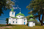 Orthodox Church built in 1831 — Stock Photo