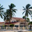 Villa in Aruba, Caribbean architecture — Stock Photo