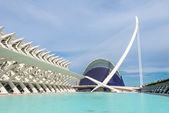Valencia, Spain - May 14, 2014: Valencia, Spain - May 14, 2014:  — Stock Photo