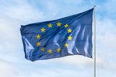欧洲联盟标志 — 图库照片